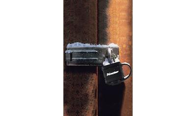 MASTER LOCK Set: Vorhängeschloss 40 mm aus Stahl mit Thermoplast, 2er Pack gleichschließend kaufen