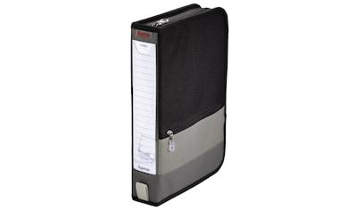 Hama Office - Wallet 64, Schwarz/Grau »Disc - Tasche« kaufen