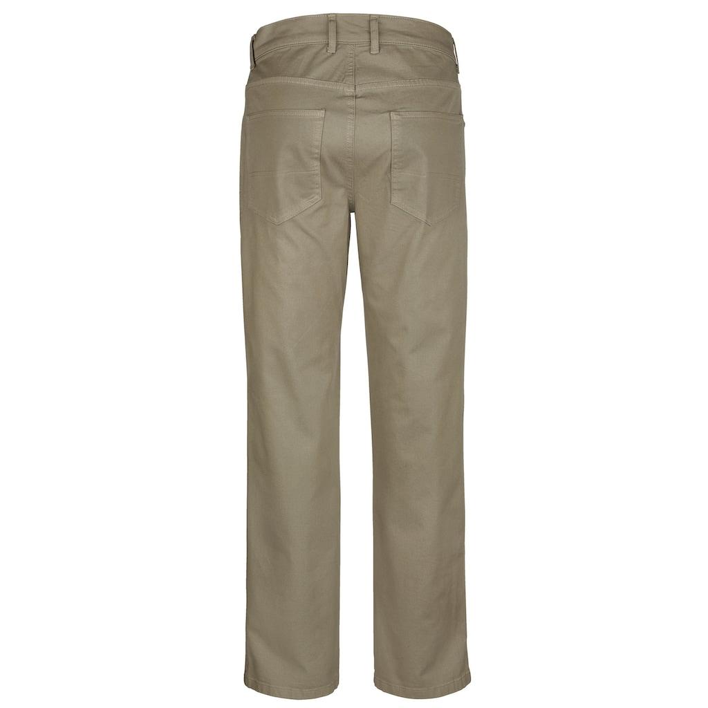 Boston Park 5-Pocket Hose mit Ziernieten