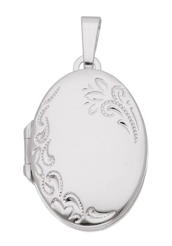 Adelia´s Kettenanhänger »925 Silber Medaillon Anhänger« kaufen