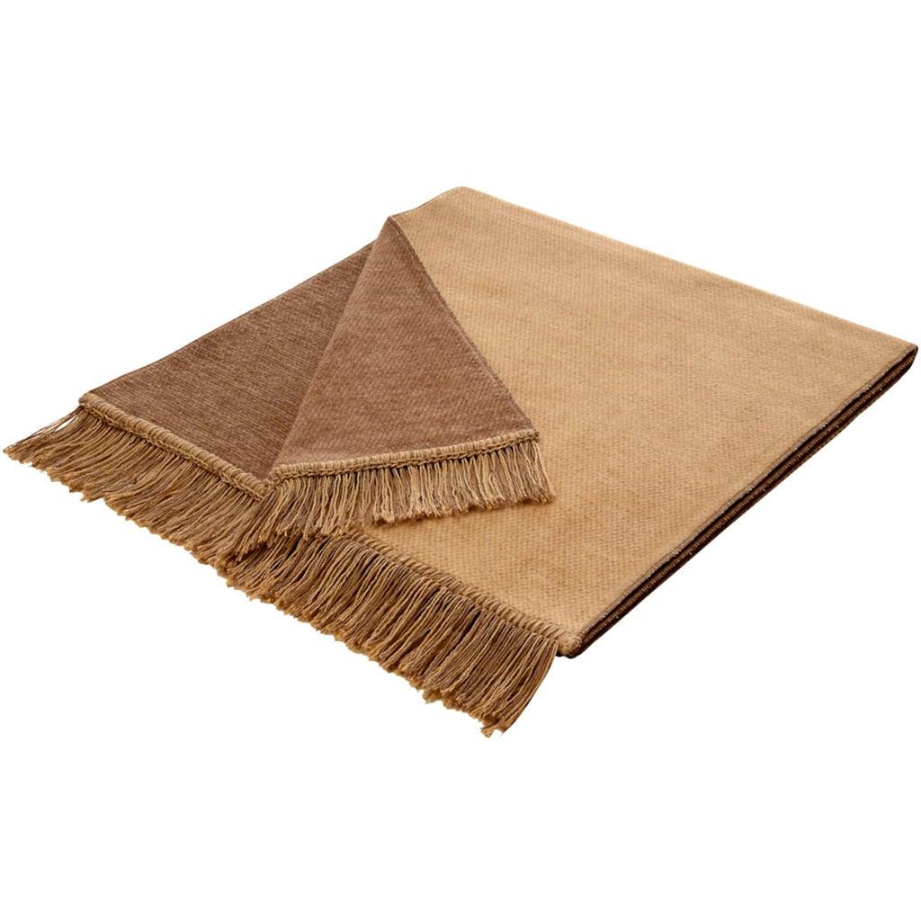BIEDERLACK Sesselschoner »Salt«, mit Wendemöglichkeit