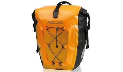 XLC Gepäckträgertasche »Einzeltaschenset BA - W38« kaufen
