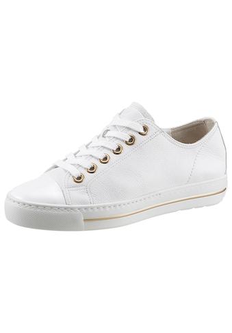 Paul Green Sneaker, im glänzender Optik kaufen