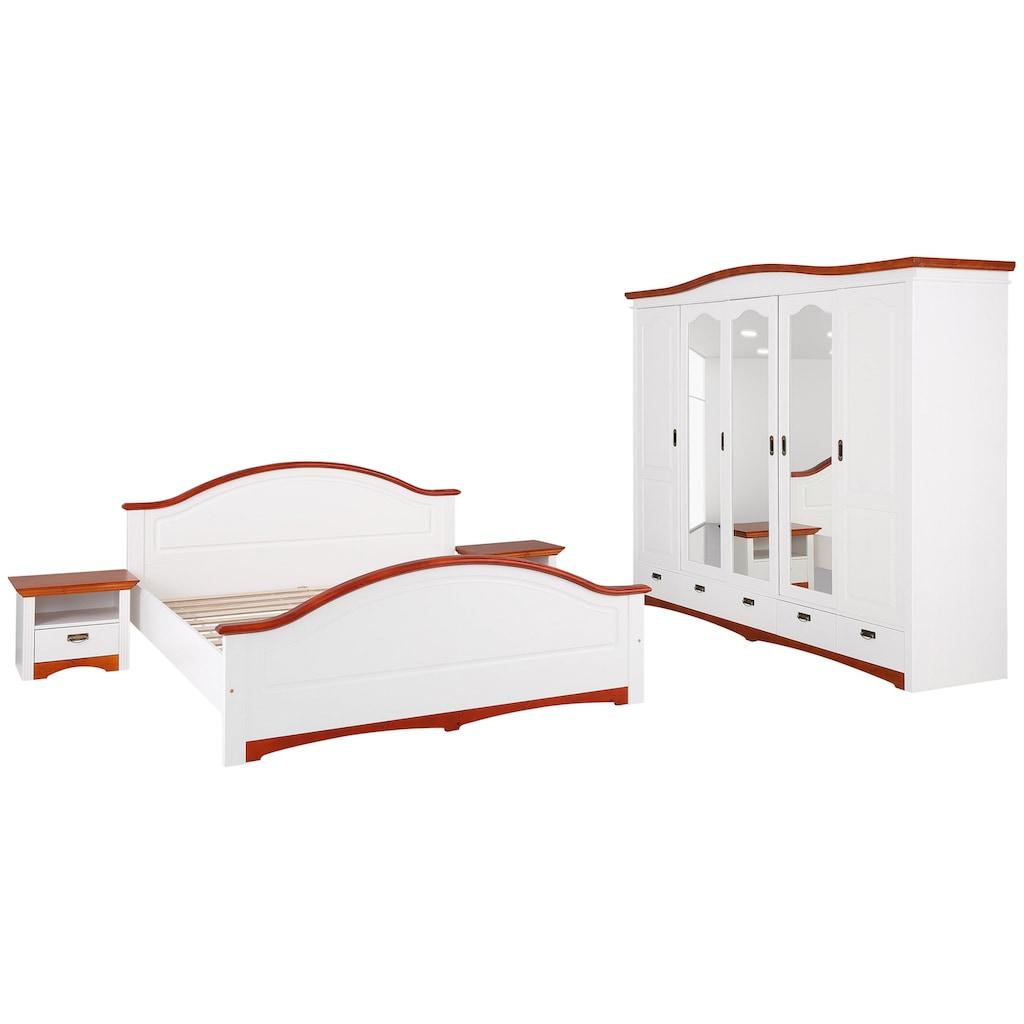 Home affaire Schlafzimmer-Set »Konrad« (Set, 5-tlg)