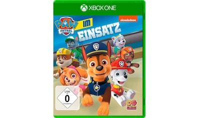 Spiel »Paw Patrol: Im Einsatz«, Xbox One, Software Pyramide kaufen