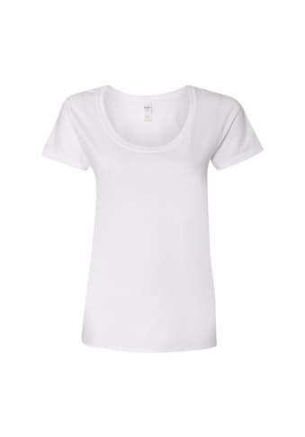 Gildan T-Shirt »Damen Kurzarm Scoop« kaufen