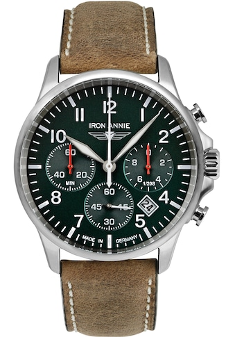 IRON ANNIE Chronograph »Captain's Line, 5872-4«, Made in Germany kaufen