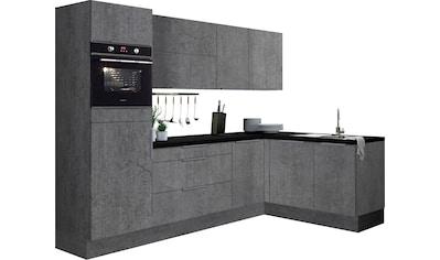 OPTIFIT Winkelküche »Tara«, ohne E - Geräte, Stellbreite 265 x 175 cm kaufen