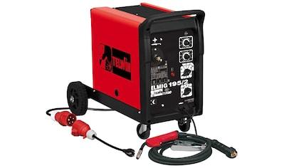 ROWI Schutzgasschweißgerät »195/2 Turbo«, 30  -  200 A kaufen