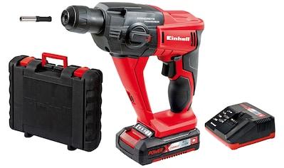 EINHELL Akku - Bohrhammer »TE - HD 18 Li«, Power X - Change, 18 V, 1,5 Ah kaufen
