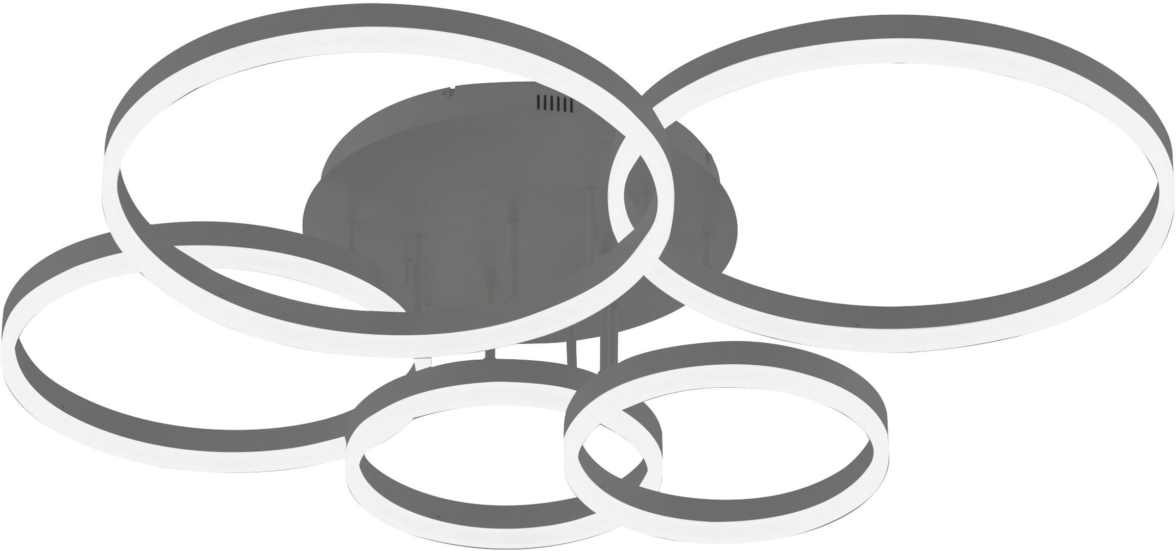 WOFI Deckenleuchte VAASA, LED-Modul