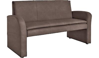 exxpo - sofa fashion Polsterbank »Cortado«, Frei im Raum stellbar kaufen