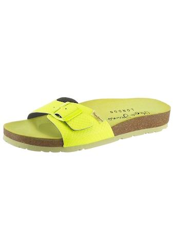 Pepe Jeans Pantolette »Oban Surf«, in leuchtenden Farben kaufen