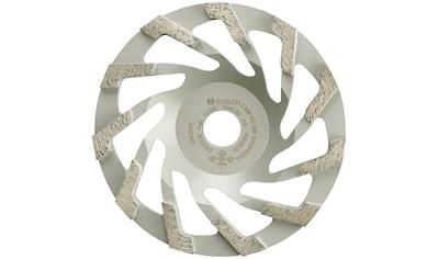 BOSCH Schleifteller »Best for Concrete«, Diamanttopfscheibe: 150 x 19/22,23 x 5 mm,... kaufen