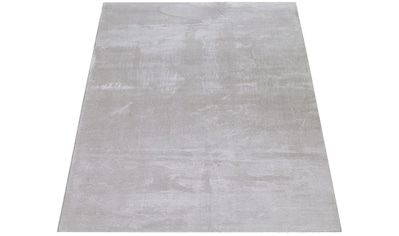 Paco Home Teppich »Cadiz 630«, rund, 18 mm Höhe, besonders weich, Uni-Farben,... kaufen