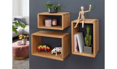 Premium collection by Home affaire Wandregal »Lisa«, aus Massivholz kaufen