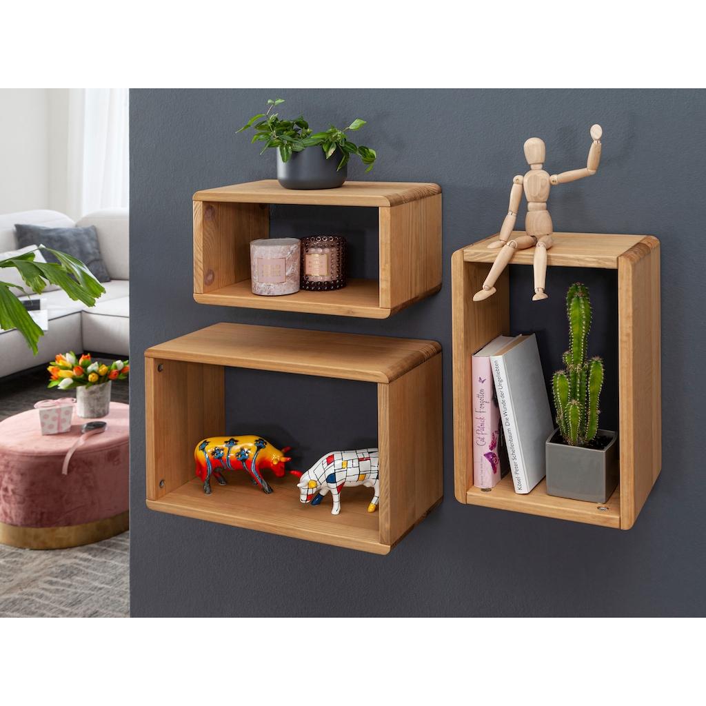 Premium collection by Home affaire Wandregal »Lisa«, aus Massivholz
