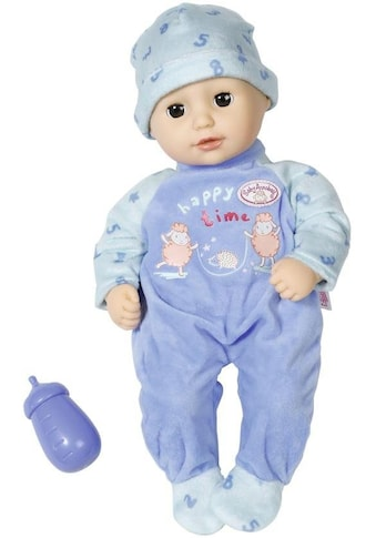 Baby Annabell Babypuppe »Little Alexander«, mit Schlafaugen kaufen