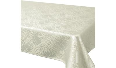 Delindo Lifestyle Tischdecke »TENDENCE«, Jacquard, Fleckschutz, 180 g/m² kaufen