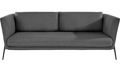 andas 3-Sitzer »Sedan«, Design by Andreas Kowalewski kaufen