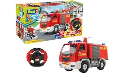 "Revell® RC - Auto ""Junior Kit, RC Feuerwehrauto"" (40 - tlg.) kaufen"