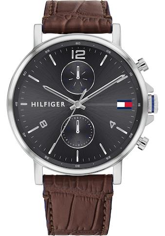 TOMMY HILFIGER Multifunktionsuhr »DRESSED UP, 1710416« kaufen