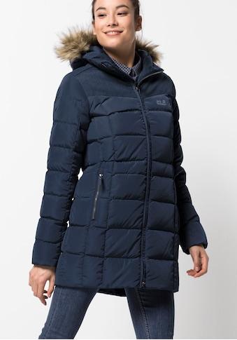 Jack Wolfskin Daunenmantel »BAFFIN ISLAND COAT« kaufen