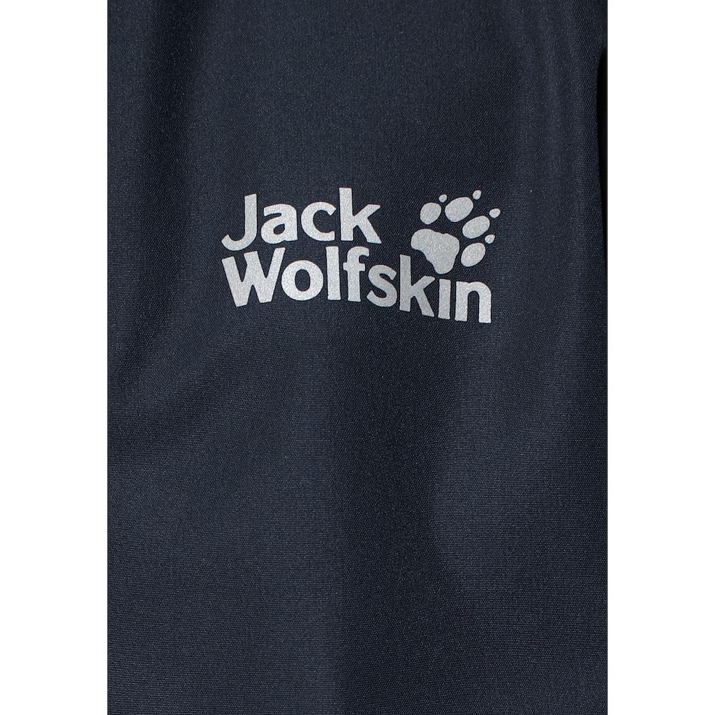 Jack Wolfskin Regenjacke »TUCAN«
