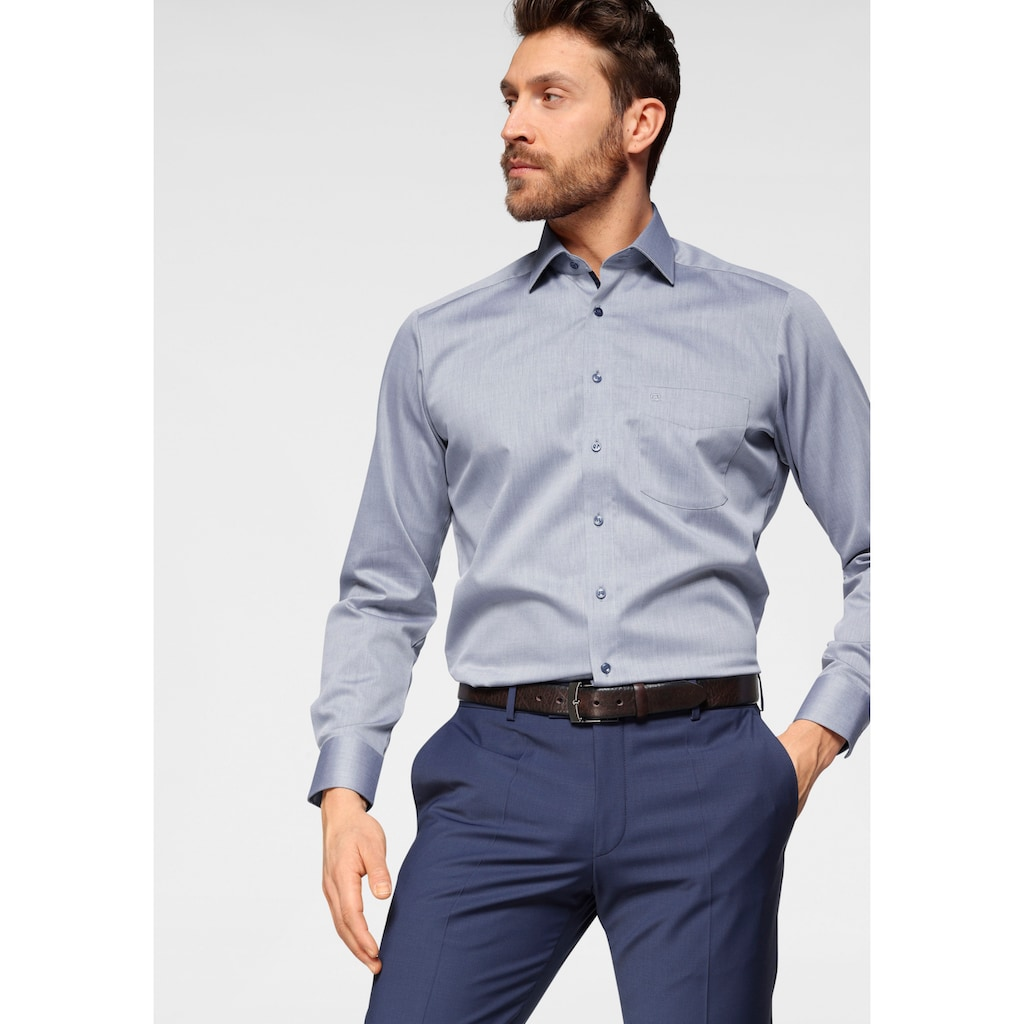 OLYMP Businesshemd »Tendenz«