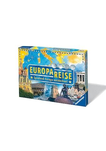 """Ravensburger Spiel, """"Europareise"""" kaufen"""