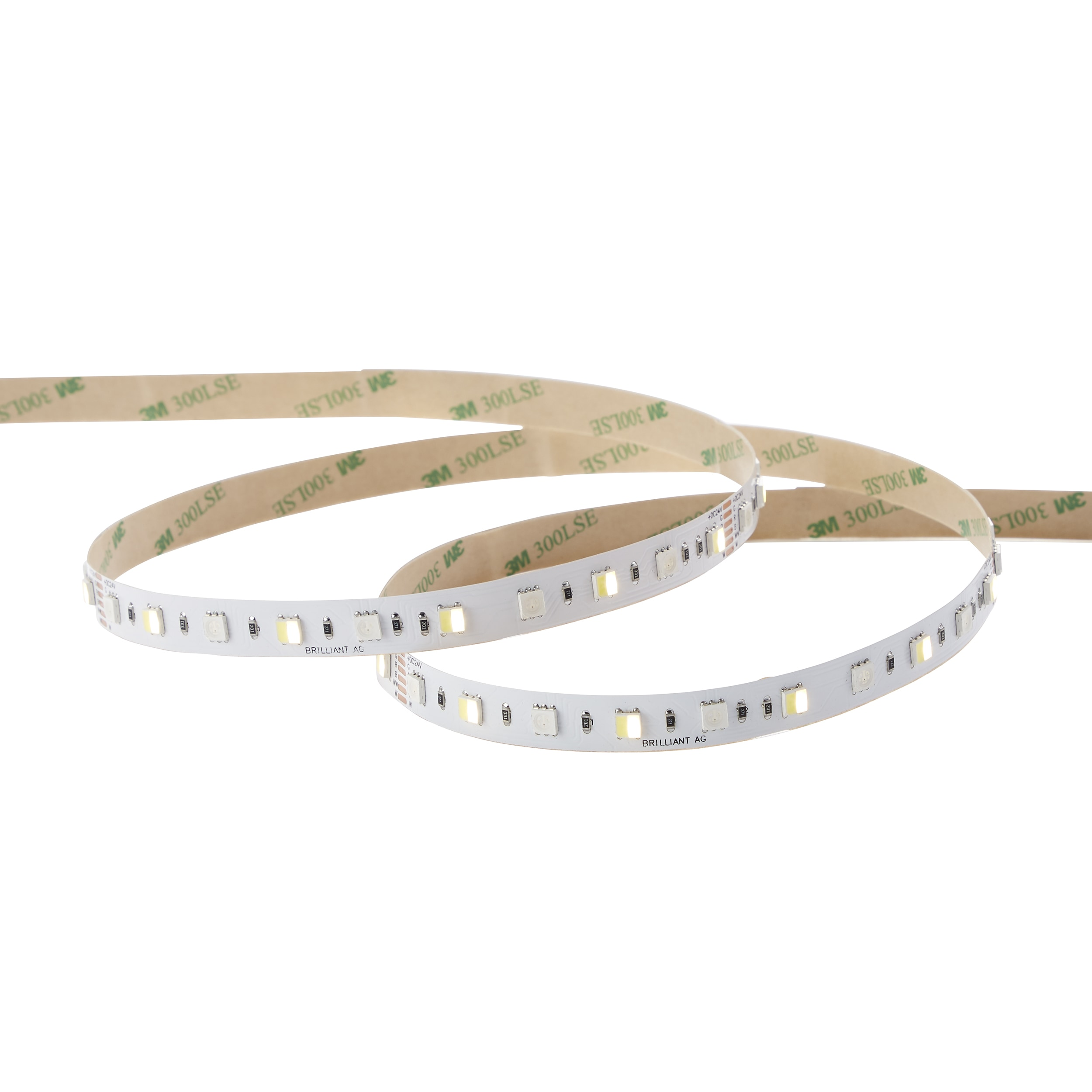 Brilliant Leuchten Light Strip WiZ LED-Streifen 5m RGB