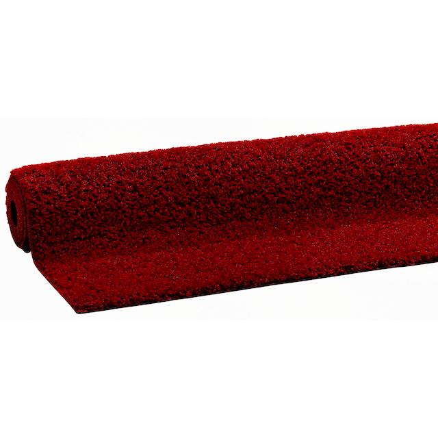 Hochflor-Teppich, »Shaggy Soft«, Bruno Banani, rechteckig, Höhe 30 mm, maschinell gewebt