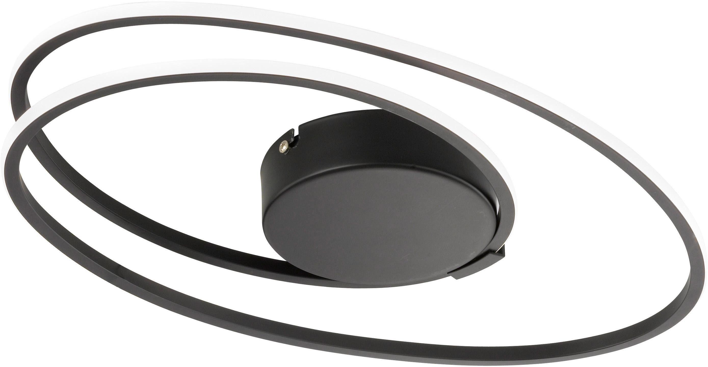 WOFI Deckenleuchte NIA, LED-Board, Warmweiß, Deckenlampe