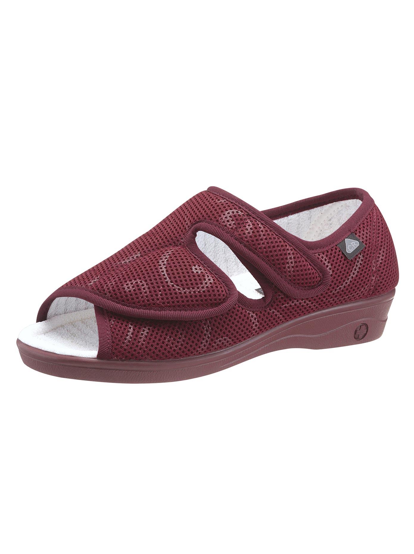 Classic Hausschuh bedruckt | Schuhe > Hausschuhe > Klassische Hausschuhe | Rot | Classic
