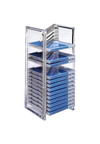 Hama CD -  & Office - Rack Nexus 20, Silber kaufen