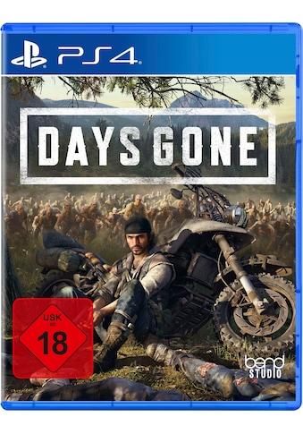 PlayStation 4 Spiel »Days Gone«, PlayStation 4 kaufen