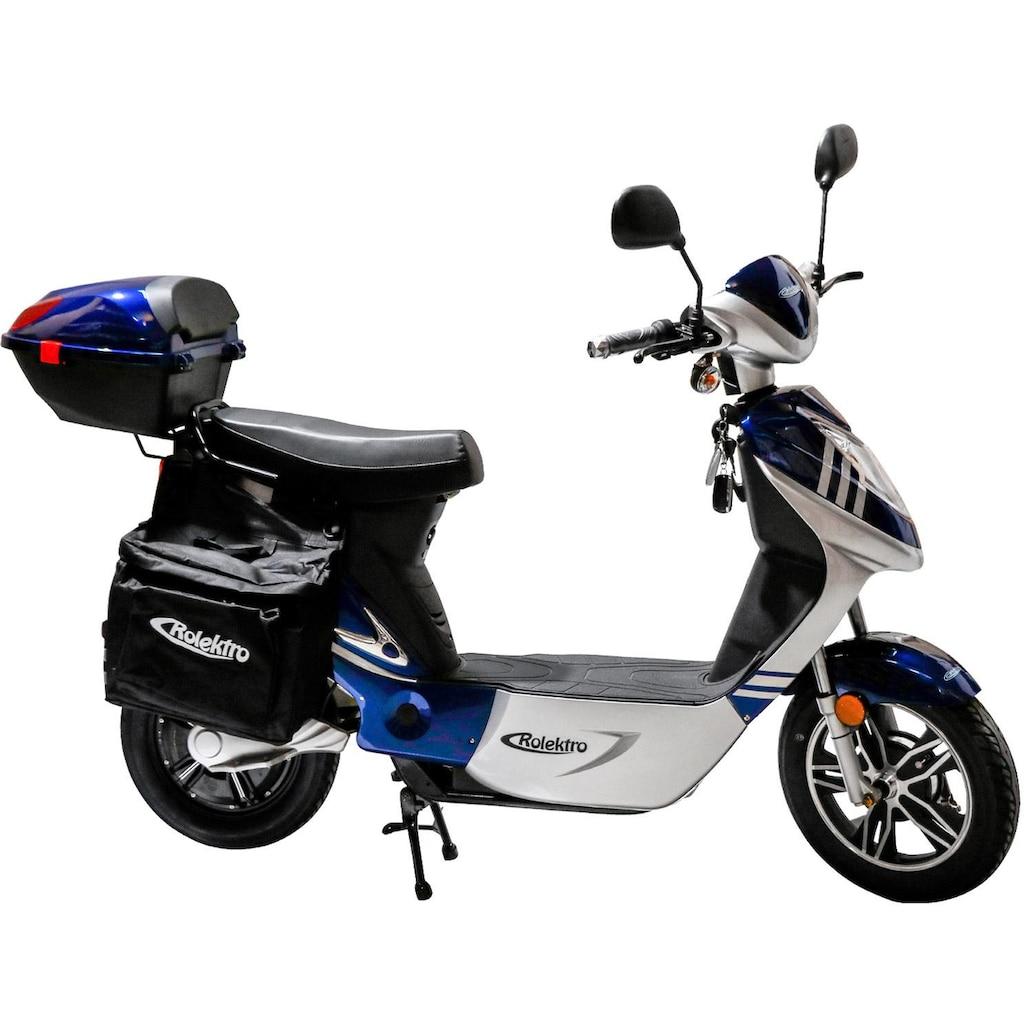 Rolektro E-Mofaroller »eco-City 20 Plus V.2«, 0,7 PS
