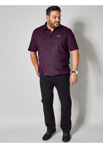 Men Plus by Happy Size Spezialschnitt Poloshirt kaufen