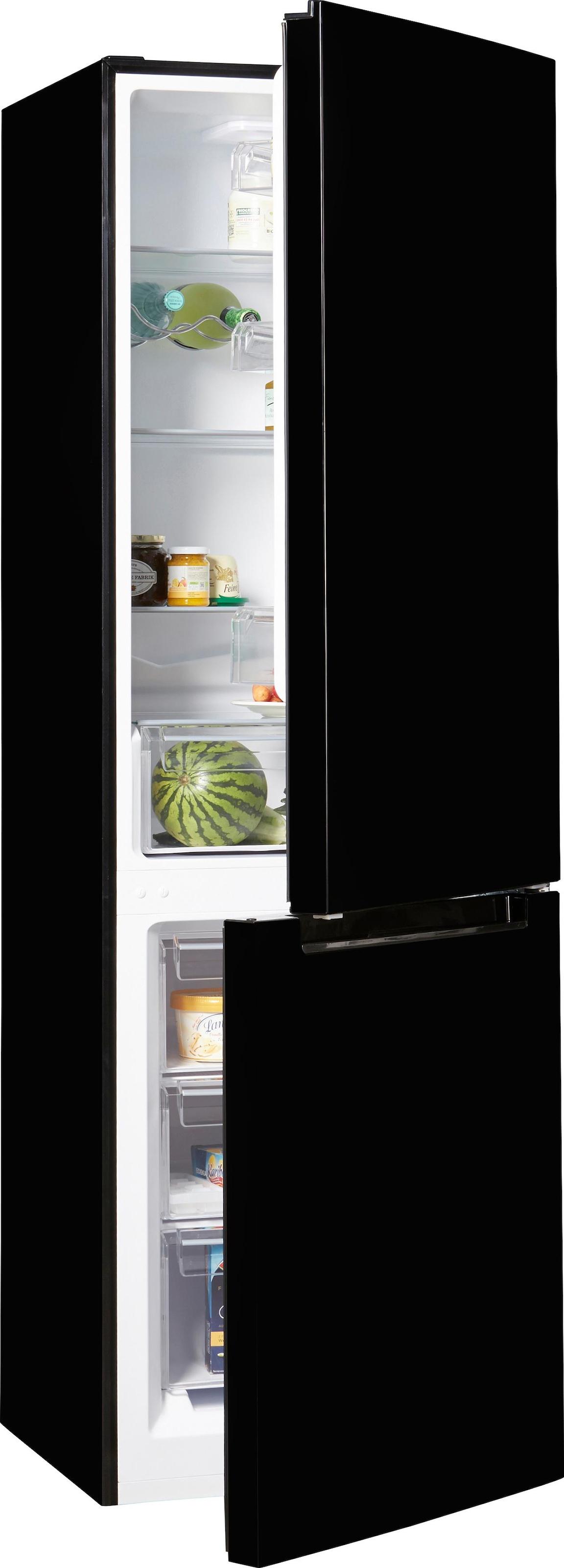 Kühlschrank Gefrierkombination : Kühl gefrierkombination wolkenstein gk rt b schwarz bei