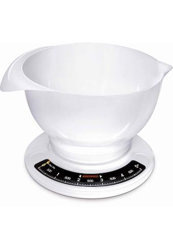 Soehnle Küchenwaage »Culina Pro«, mit großer Rührschüssel kaufen