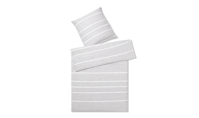 Elegante Bettwäsche »Relax«, mit breiten Streifen kaufen