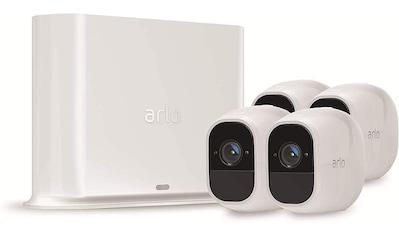 ARLO Pro2 Sicherheitsystem mit 4 Kameras »Sicherheitssystem mit 4 Wire - Free HD - Kameras« kaufen