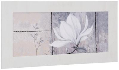 Home affaire Kunstdruck »Classic Magnolia« kaufen