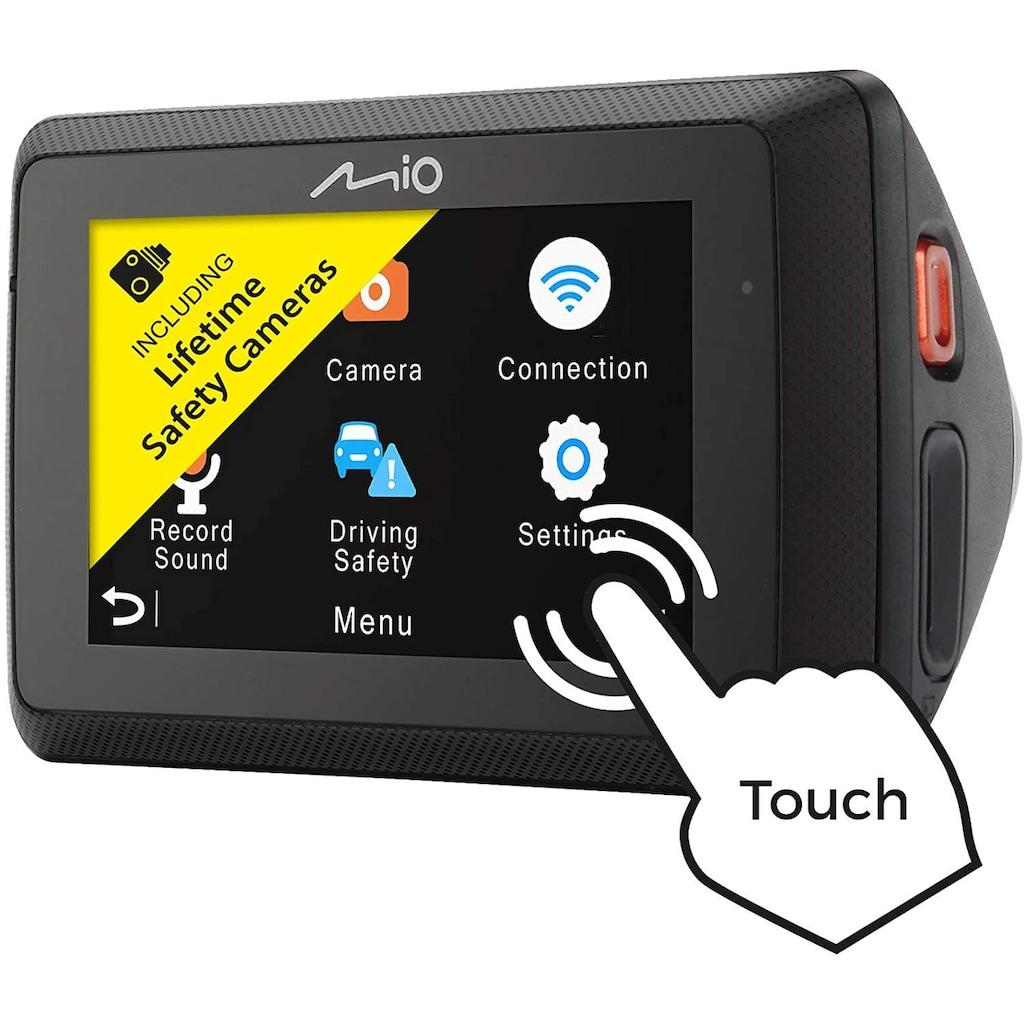 Mio Dashcam »Dashcam, 6,9 cm (2,7 zoll) Bildschirm«, Full HD, MiVue 786 WIFI