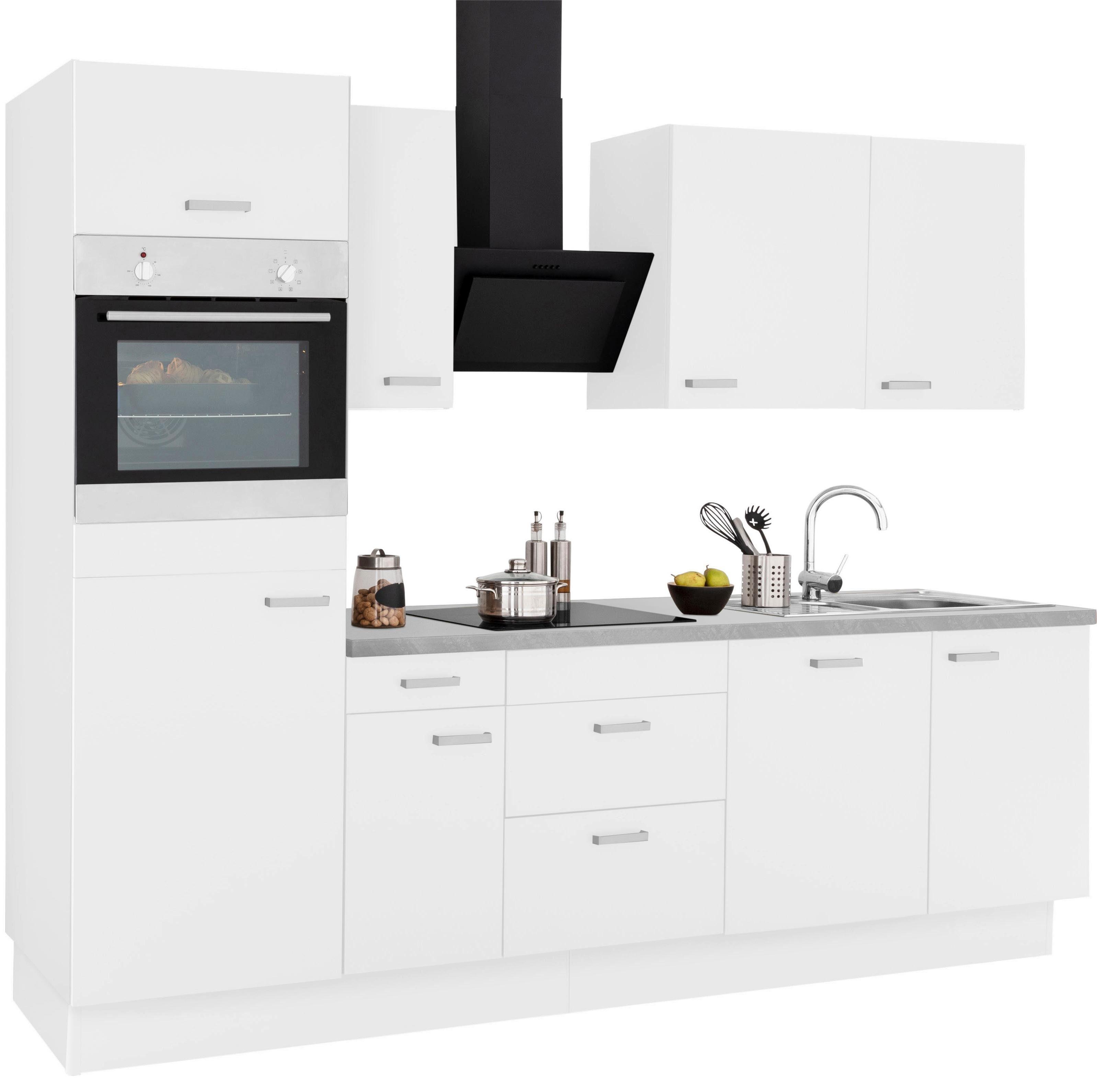 OPTIFIT Küchenzeile Parma Wohnen/Möbel/Küchenmöbel/Küchenzeilen & -blöcke/Küchenzeilen ohne Geräte