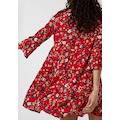 Vero Moda Tunikakleid »VMSIMPLY EASY 3/4 SHORT DRESS«, aus Viskose