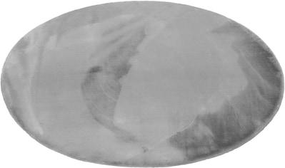 Esprit Hochflor-Teppich »Alice«, rund, 25 mm Höhe, Kunstfell, Kaninchenfell-Haptik,... kaufen