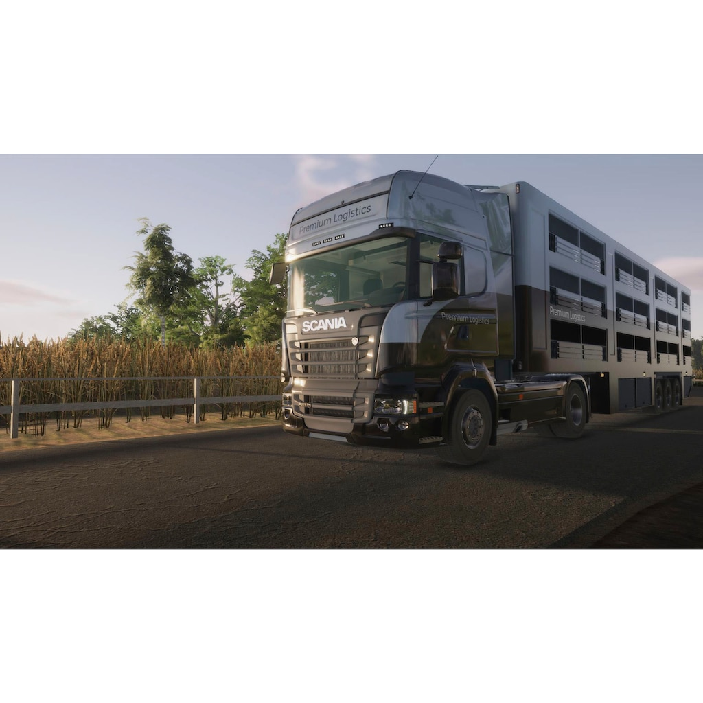 PlayStation 4 Spiel »Truck Simulator - On the Road«, PlayStation 4