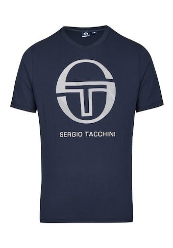 Sergio Tacchini T - Shirt NEW ELBOW mit Frontlogo kaufen