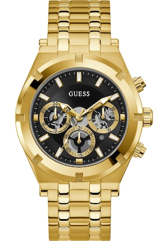 Guess Multifunktionsuhr »CONTINENTAL, GW0260G2« kaufen